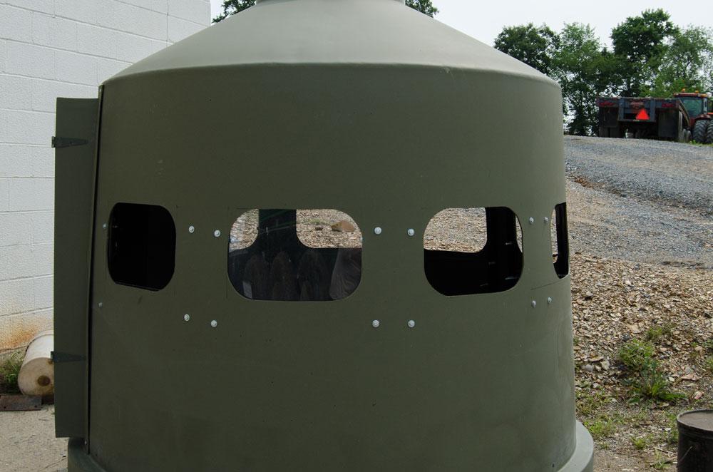Outdoorz Dome Available Through Zartman Farms