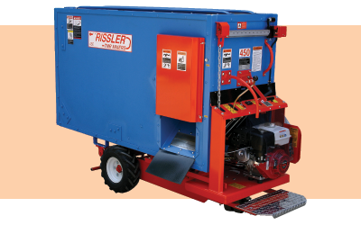Rissler Mobile Forage Blender